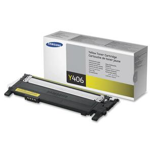 Samsung CLT-Y406S Toner Cartridge SASCLTY406S