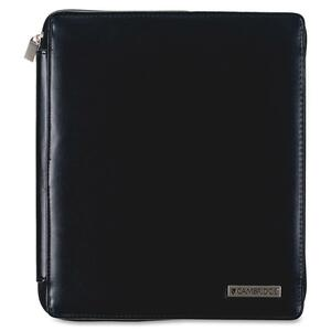 MeadWestvaco Deluxe iPad Case w/Zipper MEA67135