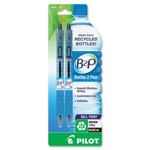 Pilot B2P Recycled Water Bottle Ball Point Pen PIL32805