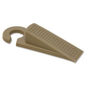 Baumgartens Skid-free Door Stopper with Hook BAU42500