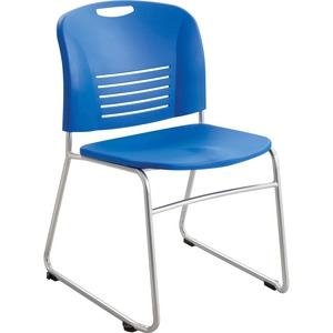 Safco Vy Sled Base Stack Chairs SAF4292LA