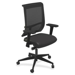 Mayline Commute Series Mesh Back Task Chair MLNC1BB2COX