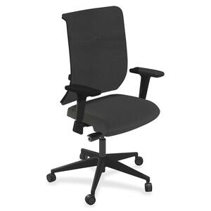 Mayline Commute Series Fully Upholstered Task Chair MLNC1BU2OJTOJT