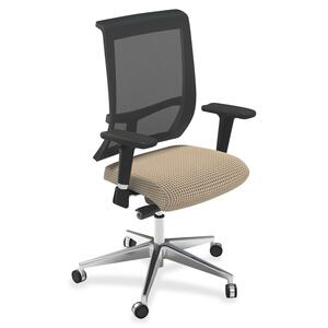 Mayline Commute Series Mesh Back Chair MLNC1CB2ELT
