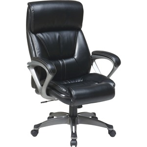 Lorell Executive Leather Eco Chair LLR52121