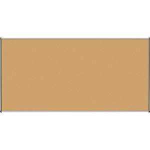 Lorell Satin Finish Natural Cork Board LLR60645