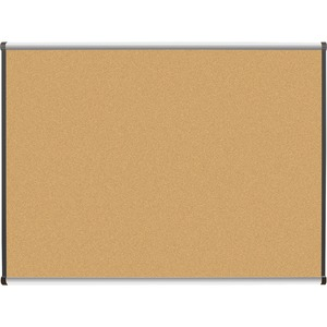 Lorell Satin Finish Natural Cork Board LLR60647