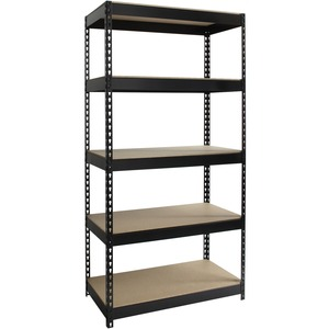 Lorell Riveted Steel Shelving LLR61621