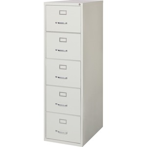 Lorell Commercial Grade 28.5'' Legal-size Vertical Files LLR88050