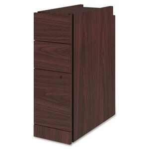 HON Narrow Box/Box/File Pedestal (with Core Removable Lock) - Foorstanding HON105093NN