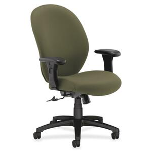 HON Executive High-Back Chairs w/ Seat Glide HON7602CU82T