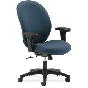 HON Executive High-Back Chairs w/ Seat Glide HON7602CU90T