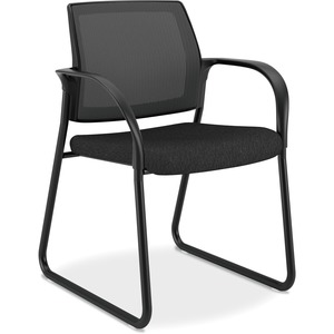 HON Mesh Back Sled Base Guest Chair HONIB108NT10