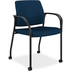 HON Multipurpose Stacking Chairs w/Casters HONIS109NT90