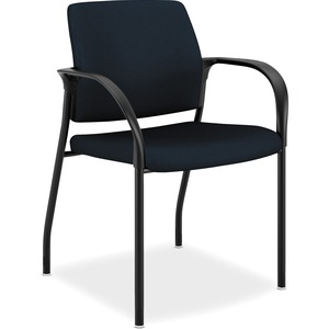 HON Multipurpose Stacking Chairs w/Glides HONIS110NT90