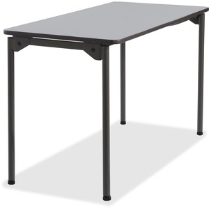 Iceberg Maxx Legroom Series Wood Folding Table ICE65807