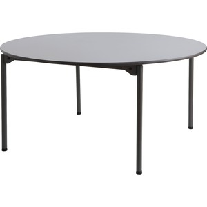 Iceberg Round Wood Folding Table ICE65867
