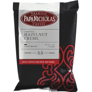 PapaNicholas Coffee Hazelnut Creme-flavored Coffee Ground PCO25187