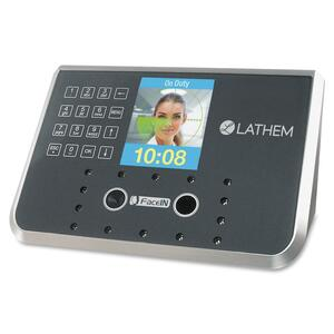 Lathem Biometric Time Clock LTHFR650KIT