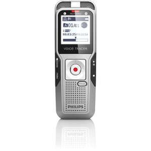 Philips Voice Tracer Digital Recorder with AutoAdjust Recording PSPDVT300000