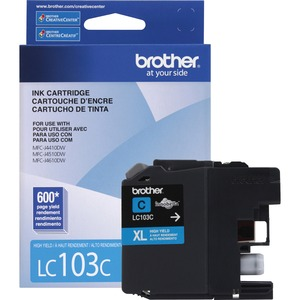 Brother Innobella LC103C Ink Cartridge BRTLC103C