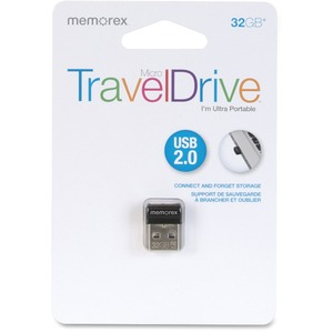 Memorex Micro Travel Drive - 32GB MEM99042