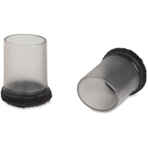 Lorell Clear Sleeve Floor Savers LLR49321