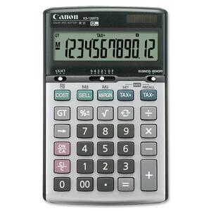 Canon KS1200TS Business Desktop Calculator CNMKS1200TS