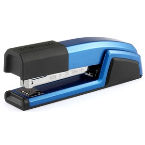 Stanley-Bostitch Epic Executive Desktop Stapler BOSB777BLUE