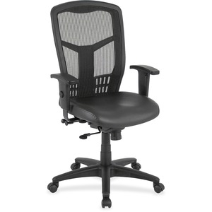 Lorell Executive High-Back Mesh Chair LLR86208