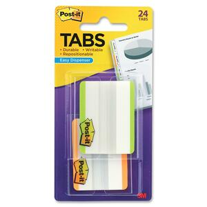 "Post-it Durable 2"" Filing Tabs MMM686F24LOT"