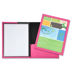 Lion Framed View Cover Presentation Folder LIO52095PK