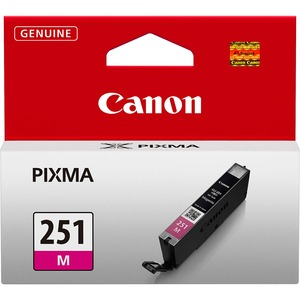 Canon CLI251M Ink Cartridge - Magenta CNMCLI251M