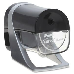 Acme United iPoint Curve Axis Sngle-Size Pencil Sharpener ACM15512