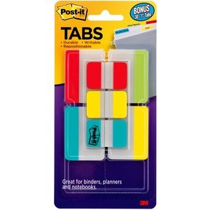Post-it Durable Index Tabs MMM686VAD2