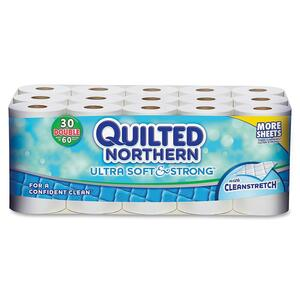 Georgia-Pacific 2-Ply Quilted Northrn Bathrm Tissue GEP960455
