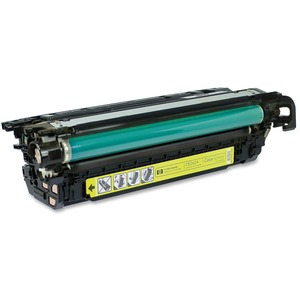 West Point Products Toner Cartridge - Remanufactured for HP (CE262A) - Yellow WPP200242P