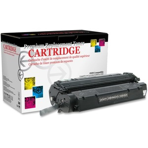 West Point Products Toner Cartridge - Remanufactured for HP (Q2613A) - Black WPP200036P