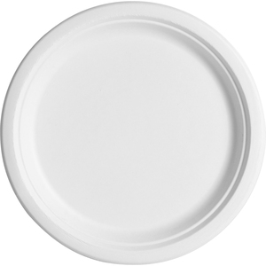 Eco-Products Sugarcane Fiber Plates ECOEPP005PK
