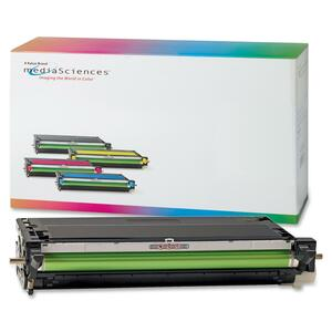 Media Sciences Toner Cartridge - Replacement for Xerox (113R00726) - Black MDA39424