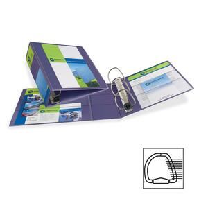 Avery 1-Touch Hvy-duty EZD Lock Ring View Binder AVE79341