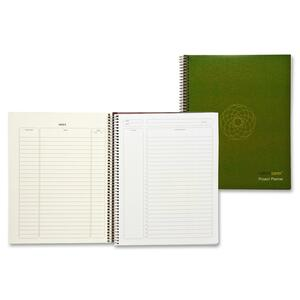 Nature Saver Wirebound Notebook NAT08185