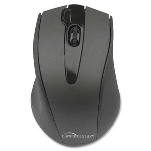 Compucessory Wireless Mouse, 2.4G, Black CCS51557