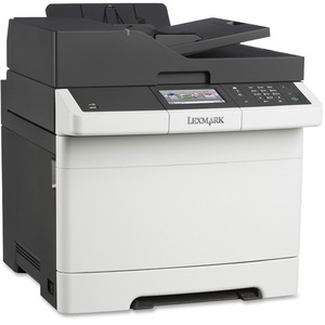 Lexmark CX410E Laser Multifunction Printer - Color - Plain Paper Print - Desktop LEX28D0500