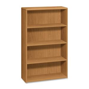 HON Laminate Harvest Bookcases HON10754CC