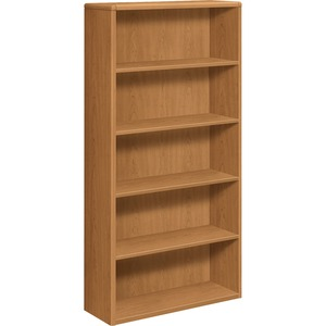 HON Laminate Harvest Bookcases HON10755CC