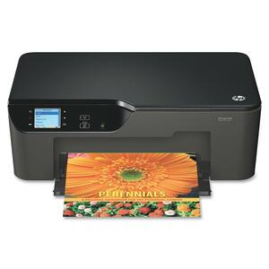 HP Deskjet 3520 Inkjet Multifunction Printer - Color - Photo Print - Desktop HEWCX056A