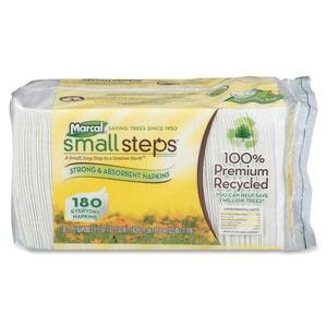 Marcal Small Steps Everyday Lunch Napkins MRC01800CT