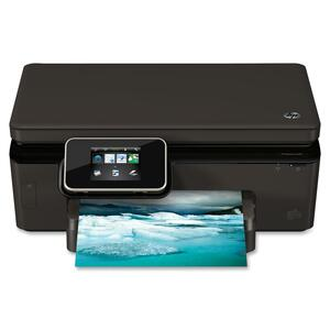 HP Photosmart 6520 Inkjet Multifunction Printer - Color - Photo Print - Desktop HEWCX017A