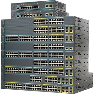 CISCO WS-C2960G-24TC-L